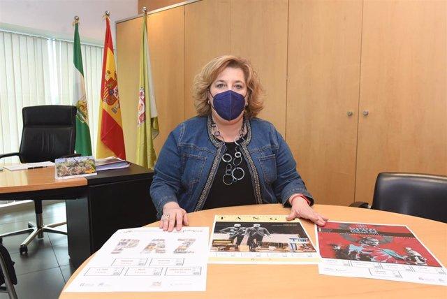 La vicepresidenta primera y diputada de Presidencia, Cultura y Memoria Histórica y Democrática, Fátima Gómez.