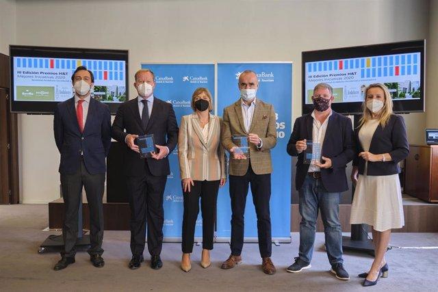 Premiados por CaixaBank en Andalucía Occidental.