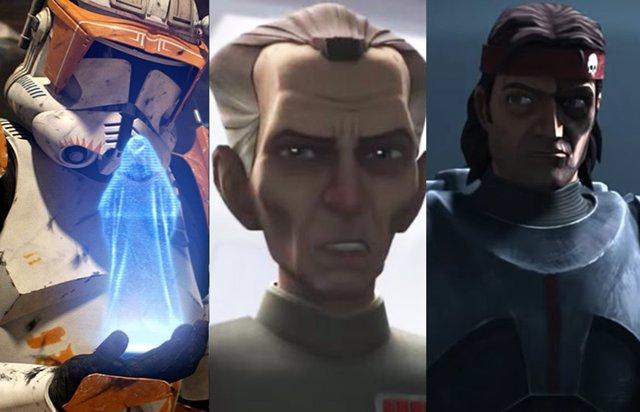 5 Cosas Que Debes Saber Antes De Ver Star Wars: La Remesa Mala (The Bad Batch)