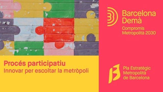 Entitats metropolitanes se sumen al procés participatiu Barcelona Demà.