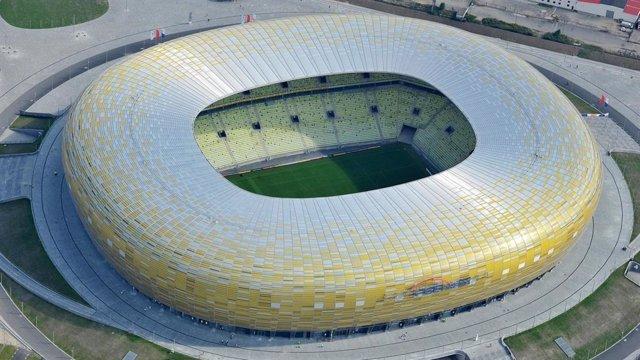 UEFA pone a la venta las 9 500 entradas para la final de la Liga Europa en Gdansk.