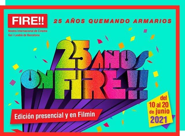 La Mostra de Cinema Gai i Lèsbic Fire!!