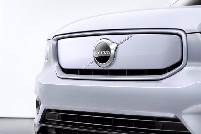 Archivo - Logo de Volvo.