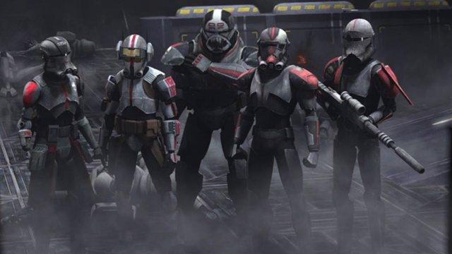 Así son los clones de Star Wars: La Remesa Mala, la nueva serie de Disney +