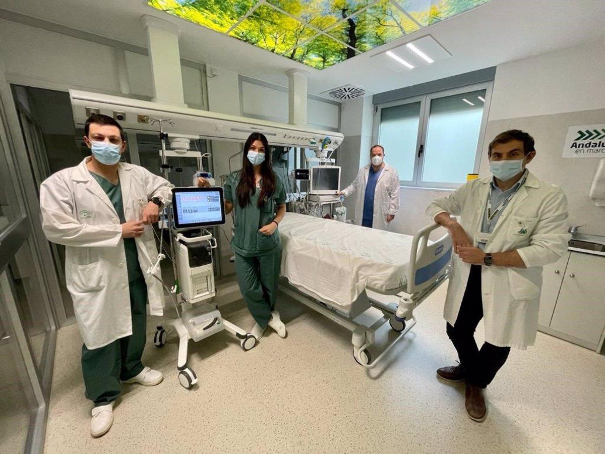 El Hospital de Jaén potencia la coordinación de trasplantes con dos nuevos profesionales