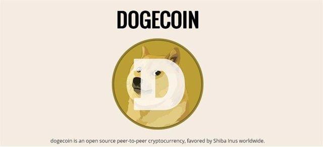 Archivo - Dogecoin, moneda virtual parodia de Bitcoin