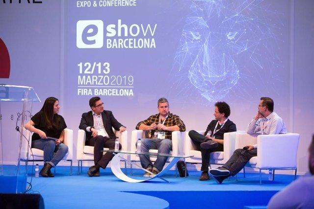 Panel de expertos en E-Show Barcelona 2019