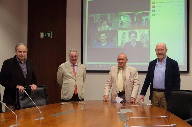José Jurado y David Félix Fernández, ganadores de los Premios Manuel Alvar y Antonio Domínguez Ortiz 2021