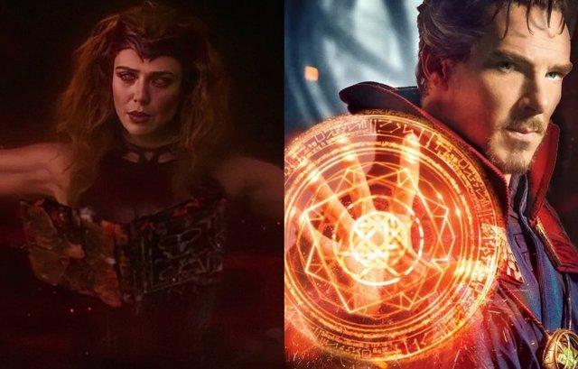 """Marvel explica por qué eliminó a Doctor Strange de Wandavision: """"No queríamos a un hombre blanco arreglando las cosas"""""""