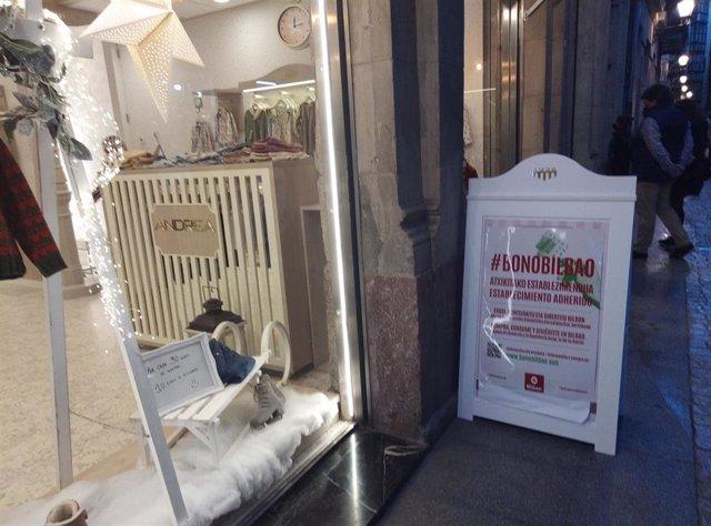 Archivo - Comercio del Casco Viejo de Bilbao