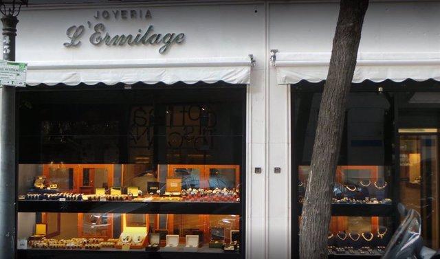 Joyería L'Ermitage
