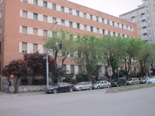 Archivo - Sede central de la Universidad Popular Municipal (UPM) de Jaén.