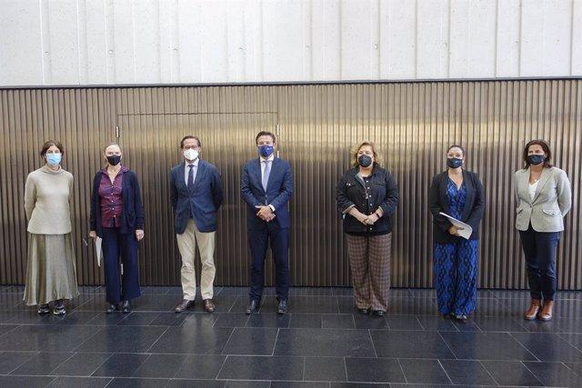 Presentación del proyecto 'Otros Formatos' en el Centro Federico García Lorca de Granada