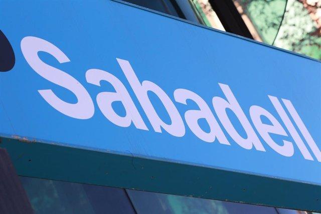 Archivo - Logo de Banco Sabadell