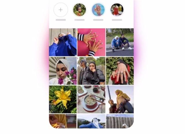 Archivo - Stories de Instagram