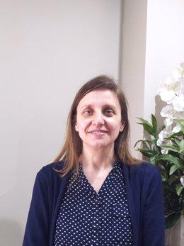 Clara Prieto, presidenta de la DOP Cereza del Jerte