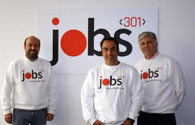 Archivo - El equipo de jobs301.