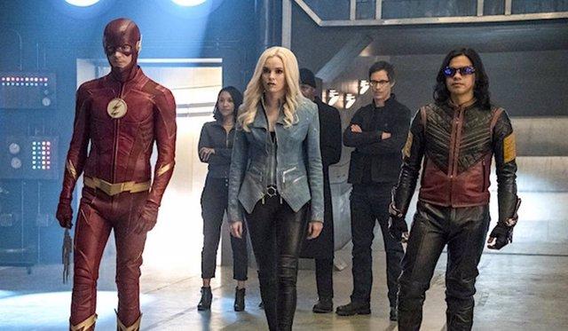 The Flash dice adiós a dos de sus protagonistas