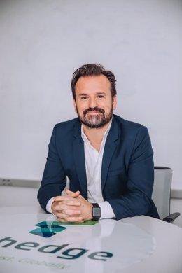 Daniel Valdés. Managing Director Techedge España