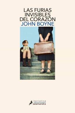 """El autor irlandés John Boyne vuelca """"lo oscuro"""" de los últimos 70 años de Irlanda en su nueva novela 'Las furias invisibles del corazón'"""