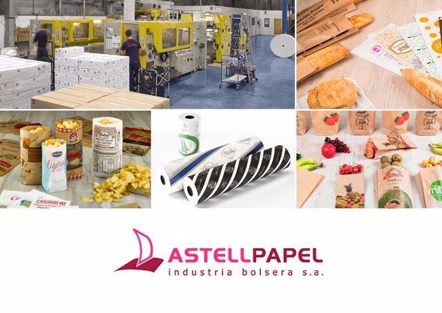 ASTELLPAPEL INDUSTRIAL BOLSERA S.L.