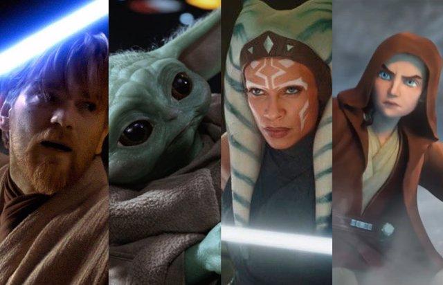 Star Wars La Remesa Mala (The Bad Batch): ¿Qué jedi sobrevivieron a la Orden 66, la matanza de Palpatine?
