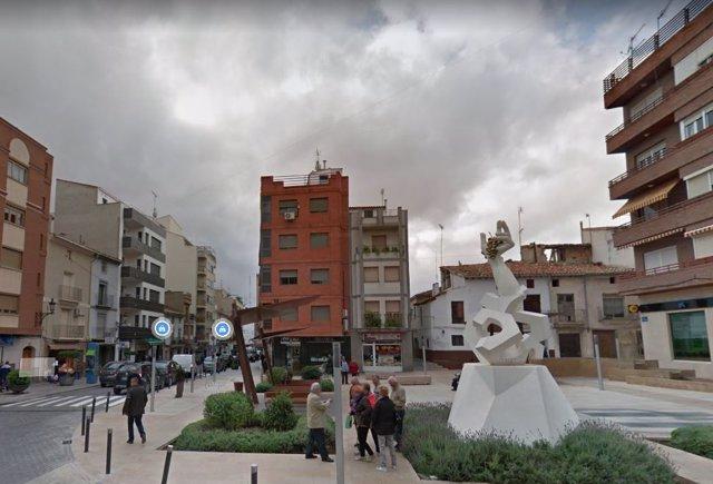 Plaza Puerta del Sol d'Utiel