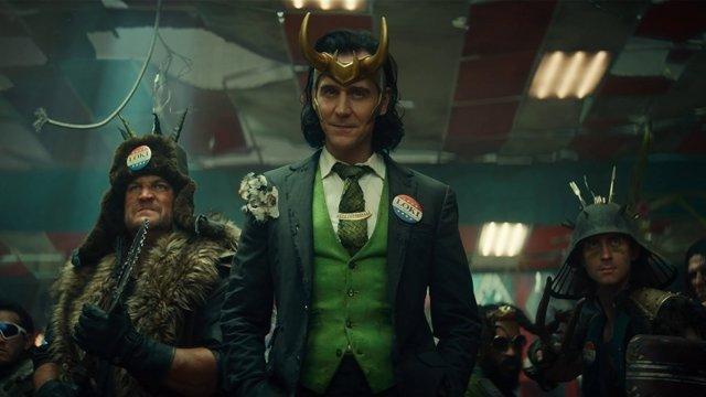 Tom Hiddleston protagoniza la serie de Loki en Disney+