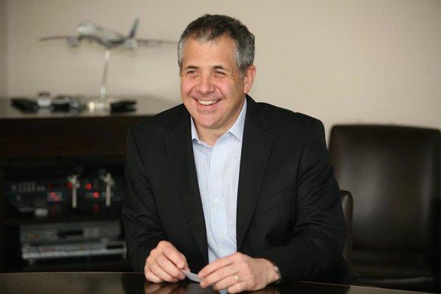 Archivo - El consejero delegado de LATAM Airlines, Roberto Alvo