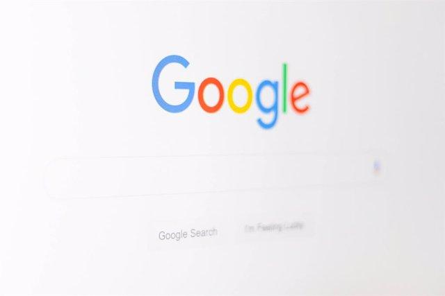 Archivo - Barra de búsqueda de Google