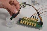 Foto: Un dispositivo codesarrollado por el CSIC permite detectar la insuficiencia cardiaca a partir de la saliva