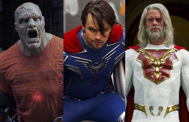 10 Personajes De Jupiter's Legacy Que Debes Conocer Antes De Ver La Serie De Netflix