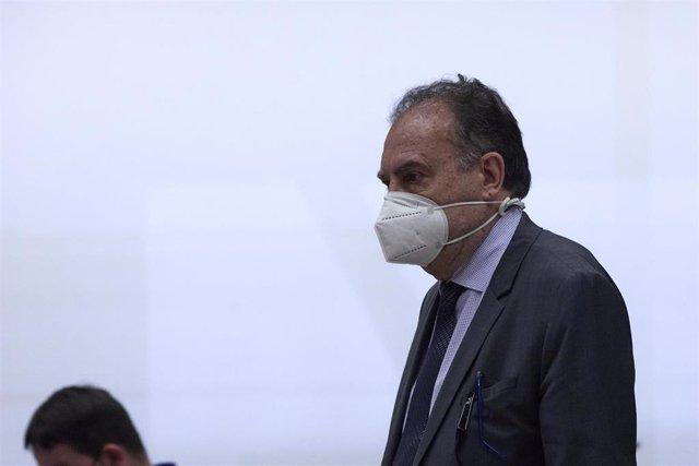 El ex jefe de la Unidad de Delincuencia Económica y Fiscal (UDEF) José Luis Olivera