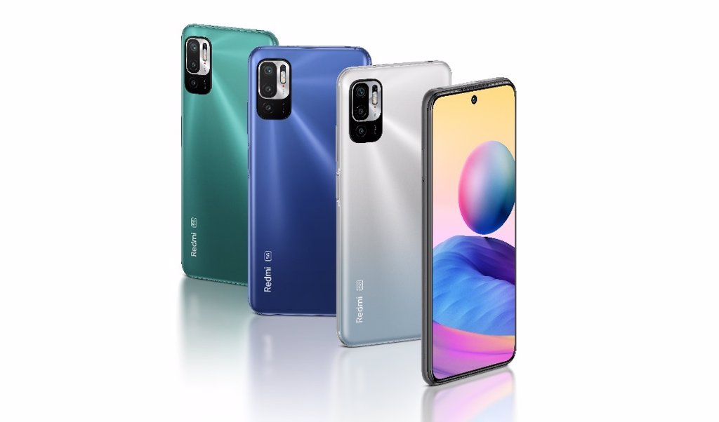 Xiaomi completa la familia Redmi Note 10 en España con Note 10S y Note 10 5G