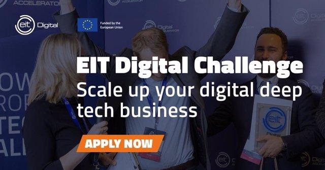 Archivo - El EIT Digital España otorga 300.000 euros a empresas españolas para su internacionalización, mientras que el EIT Digital Challenge reparte 250.000 euros entre tres empresas europeas.
