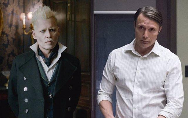Archivo - Mads Mikkelsen sustituirá a Johnny Depp