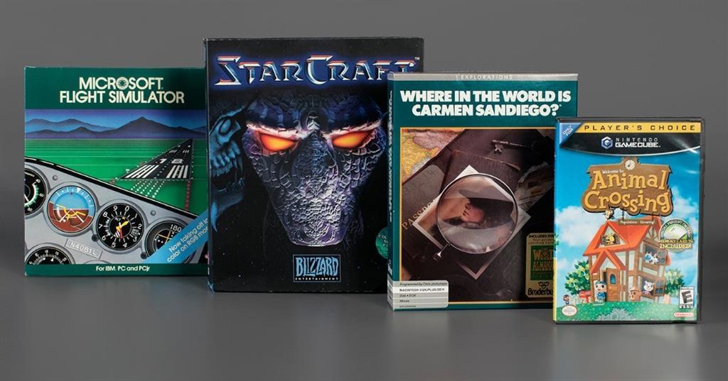Animal Crossing, Microsoft Flight Simulator, Carmen Sandiego y StarCraft se unen al Salón de la Fama del Videojuego