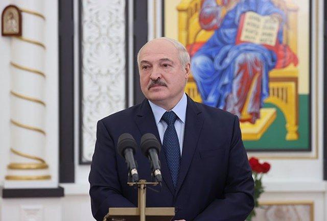 Archivo - Alexander Lukashenko, presidente de Bielorrusia