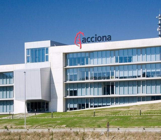 Archivo - Sede de Acciona