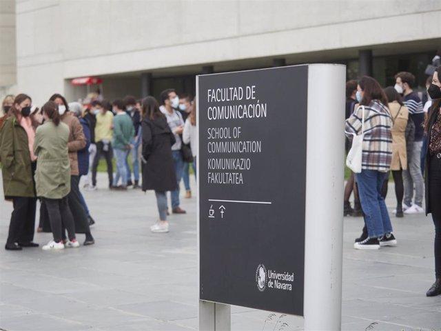 Facultad de Ciencias de la Comunicación de la Universidad de Navarra