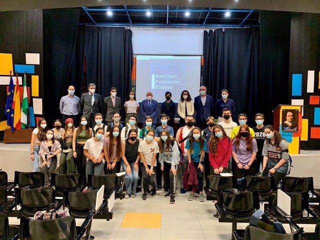 Los centros educativos andaluces se implican con la innovación y el emprendimiento tecnológico