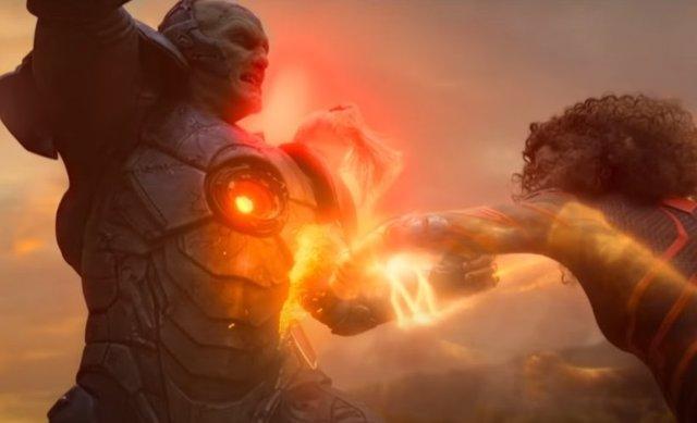 Jupiter's Legacy: La conexión de Blackstar con los X-Men