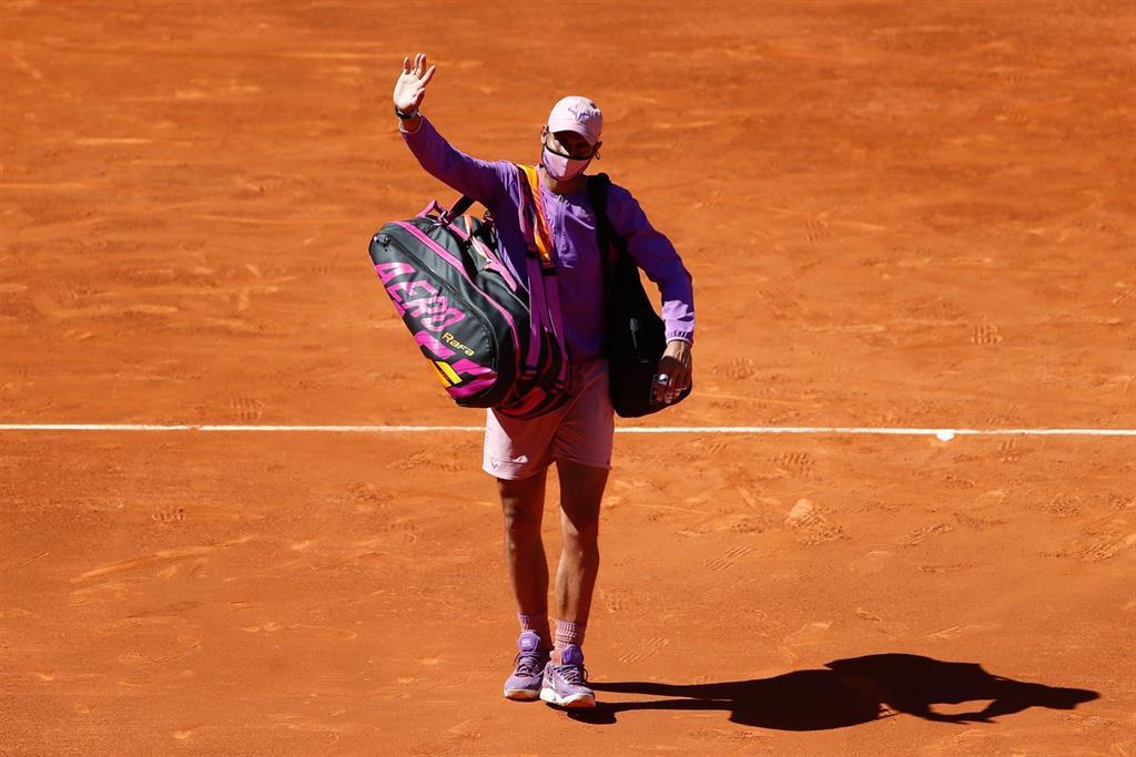 """Nadal: """"Ganar Roma es el objetivo antes de Roland Garros"""""""
