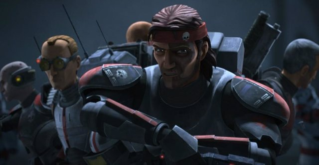 Star Wars: La Remesa Mala (The Bad Batch)
