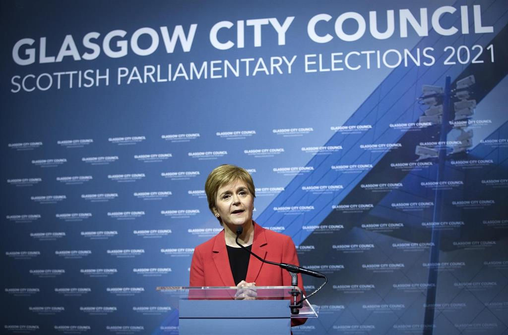 El SNP se acerca a la mayoría en los comicios escoceses con la posibilidad de otro referéndum de independencia