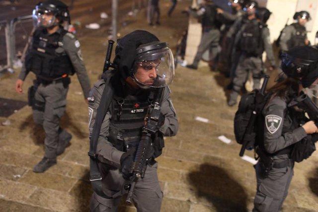 Manifestacions a Jerusalem