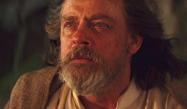Archivo - Mark Hamill como Luke Skywalker en Star Wars