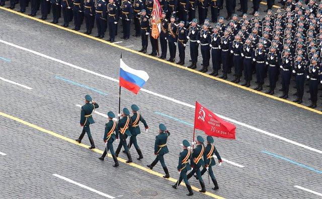 Desfilada del Dia de la Victòria a Moscou