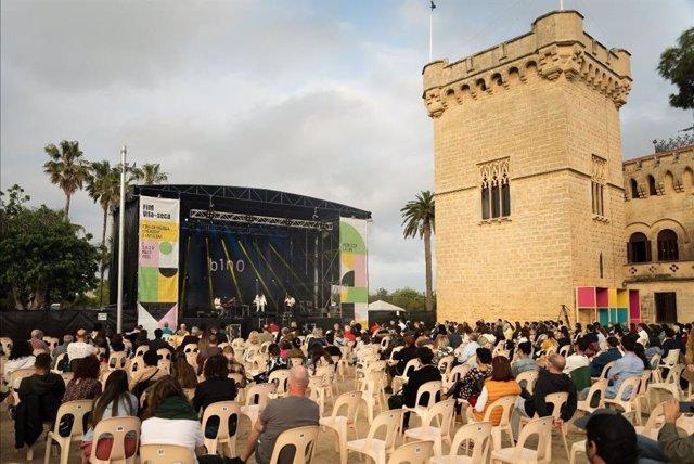 La FiM Vila-seca (Tarragona) tanca la seva edició de represa amb 5.000 espectadors.