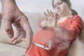 Foto: Alejar el tabaco para asegurar un correcto desarrollo a la larga